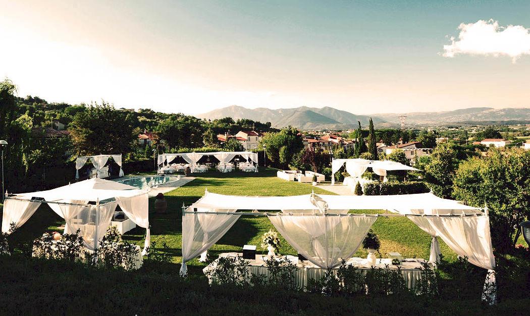 Castello Ducale Castel Campagnano villa matrimoni Caserta