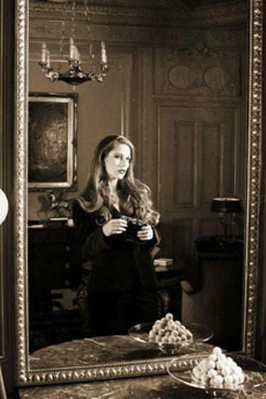 Beispiel: Traumhaftes Make-up, Foto: Make-Ups Basel.