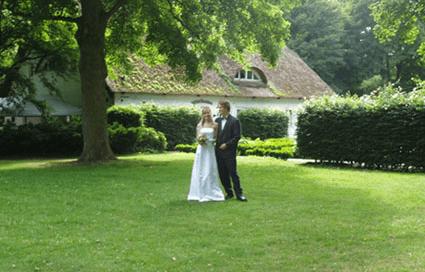 Beispiel: Hochzeitspaar, Foto: Witthüs.