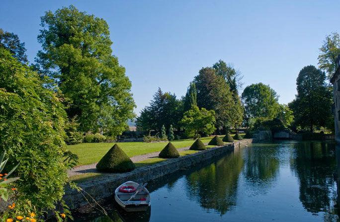 Beispiel: Park, Foto: Wasserschloss Hülsede.