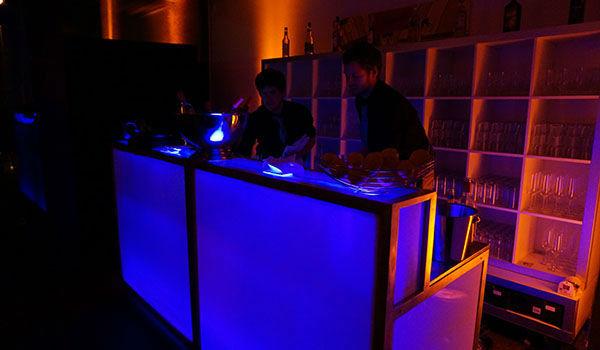 Beispiel: Bar, Foto: Sinnesfreunde.