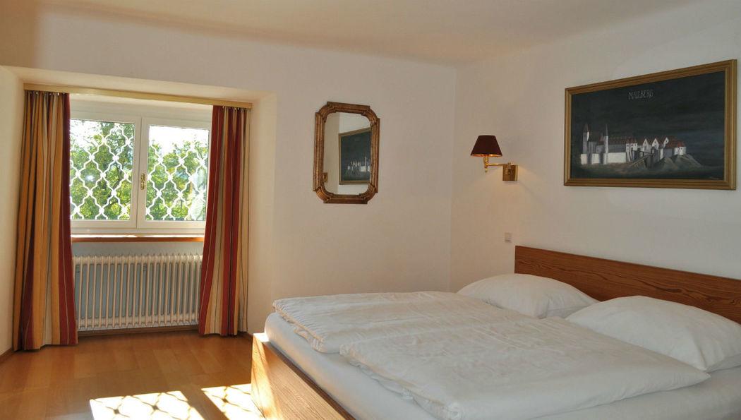 Superior-Zimmer, Foto: Schlosshotel Mailberg.