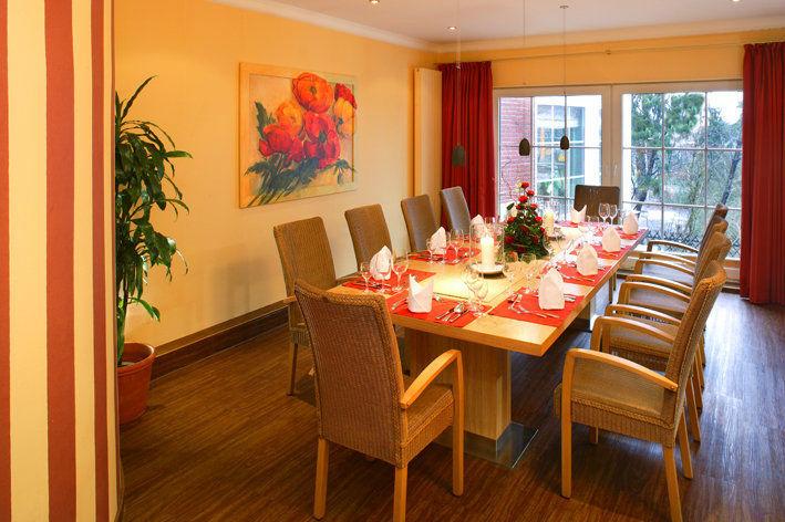Beispiel: Saal, Foto: Hotel Munte.