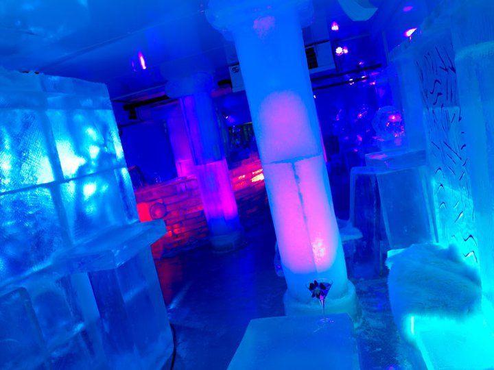 Beispiel: Ice-Bar, Foto: IndoChine waterfront + restaurant.