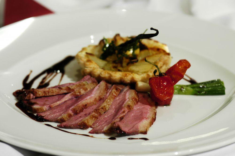 Beispiel: Kulinarische Köstlichkeiten, Foto: Garten Hotel Maria Theresia.