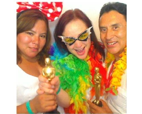 Diversión para tu boda. FotoMagic la cabina #1 de Acapulco