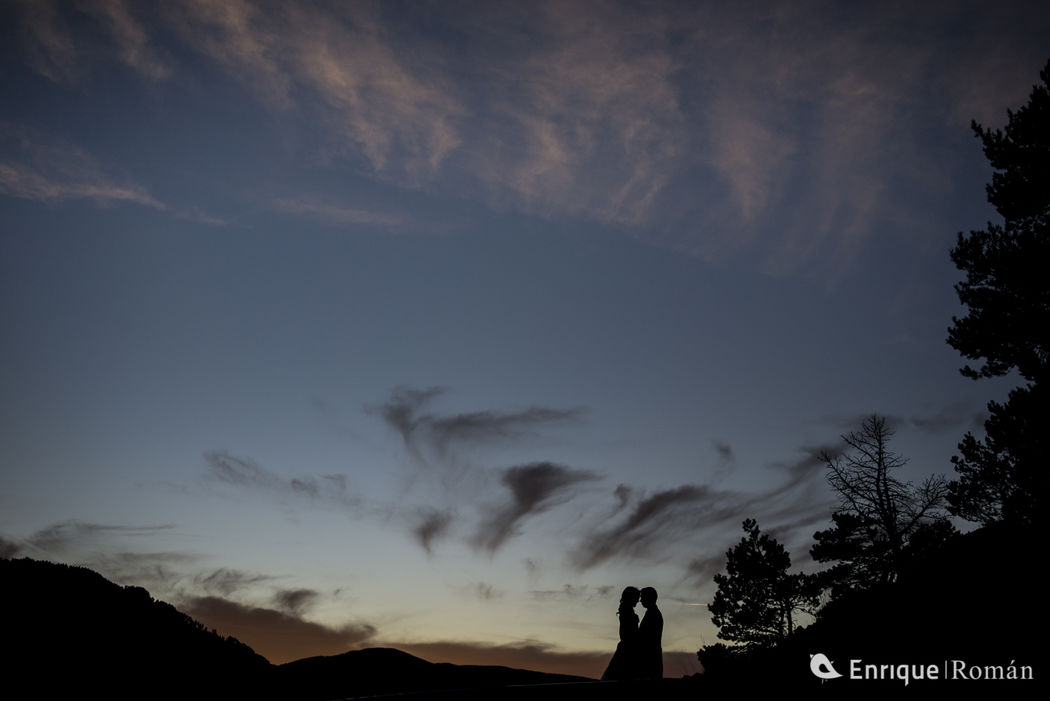 Fotografía de Boda - Reportaje Montaña