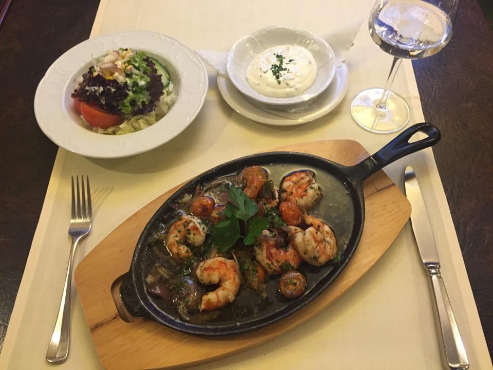 Beispiel: Kulinarisches, Foto: Englischer Hof.