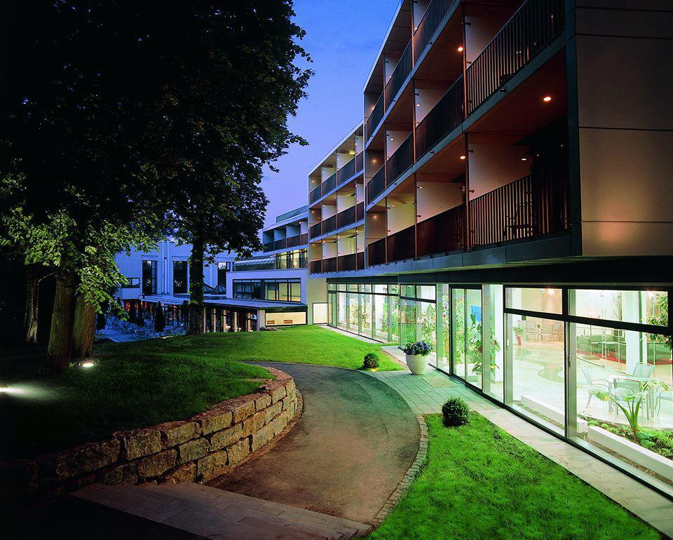 Beispiel: Außenansicht, Foto: Favorite Parkhotel Mainz.