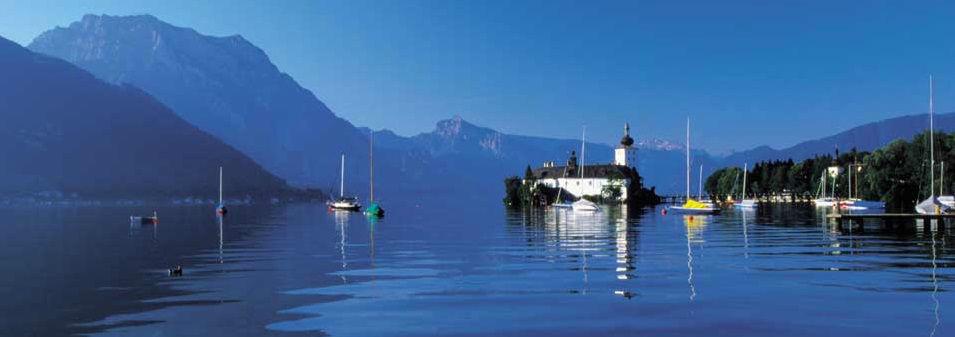 Beispiel: Ansicht vom See, Foto: Seeschloss Ort.