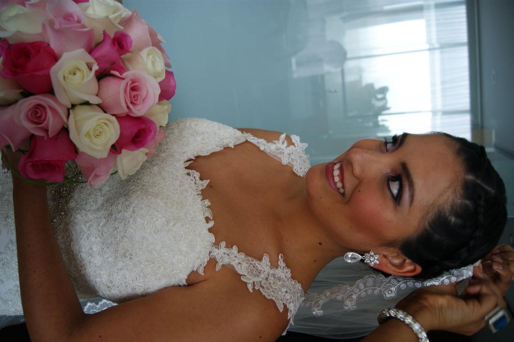 Novia Zoraida Ocampo.