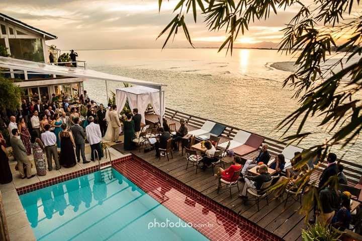 Cobertura - Hotel Le Relais do Marambaia