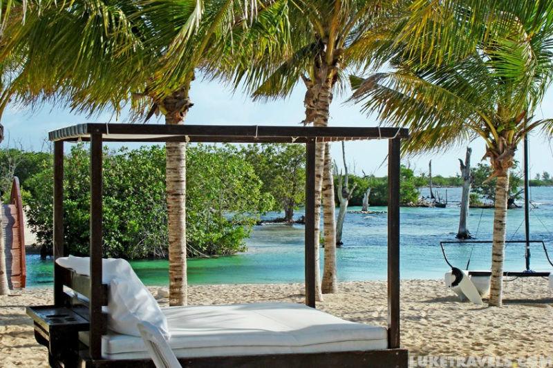 Hacienda elegante y con escenarios paradisiacos para celebrar tu boda en Cancún - Foto Hacienda Tres Ríos