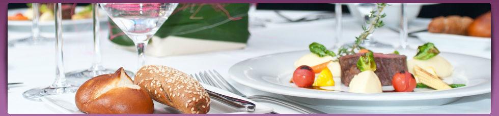 Beispiel: Frische Speisen, Foto: Cateringkultur.
