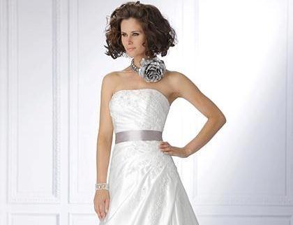 Beispiel: Romantic Bride, Foto: trés chic.
