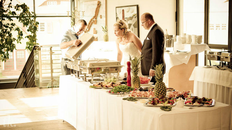 Beispiel: Professionelle Hochzeitsreportage, Foto: Hochzeits- & Eventfotografie Tilo Kemnitz.
