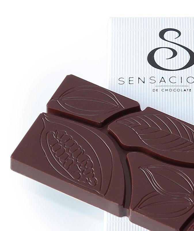 Chocolates con cacao de origen