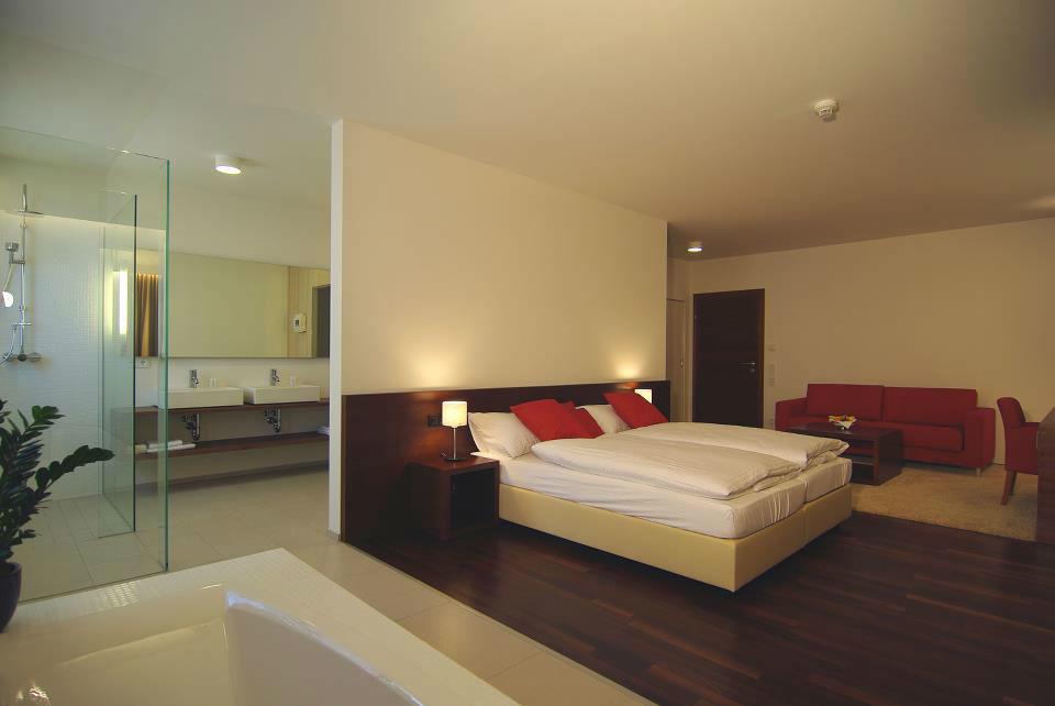 Beispiel: Spa-Suite, Foto: Hotel Chirstkindlwirt.