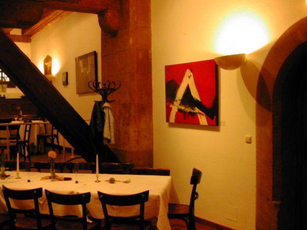 Beispiel: Ambiente im Restaurant, Foto: Leerer Beutel.