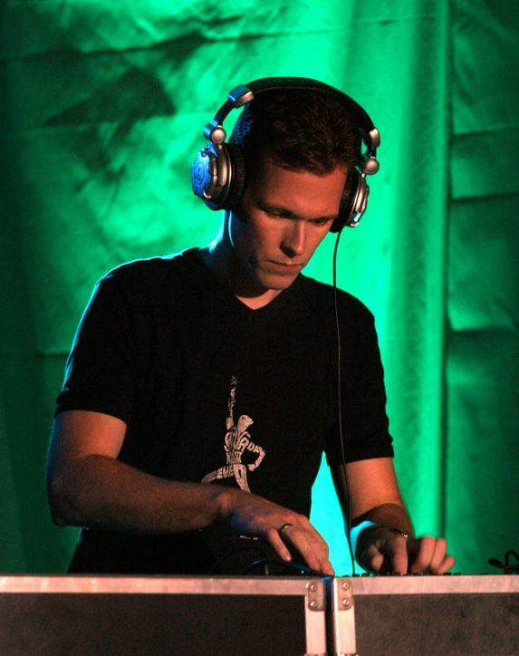 Ambitious DJ Martin