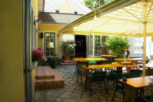 Beispiel: Terrasse, Foto: Zum Alten Mayer.