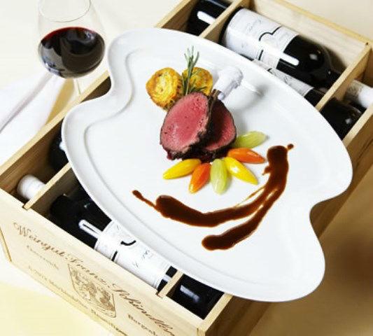 Beispiel: Kulinarische Köstlichkeit, Foto: Freisinger Hof.