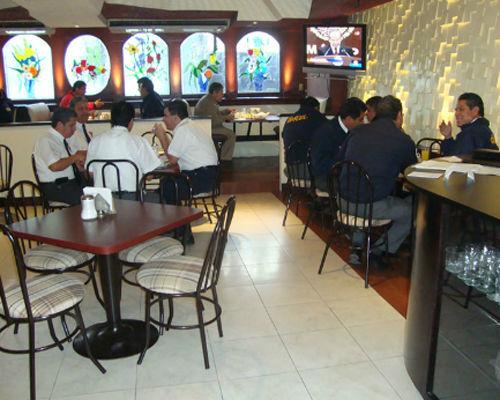 Hotel Gilfer en Puebla.