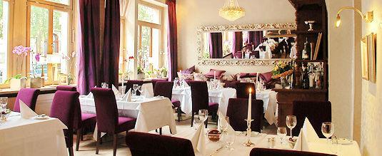 Beispiel: Räumlichkeiten, Foto: Geberts Weinstuben.