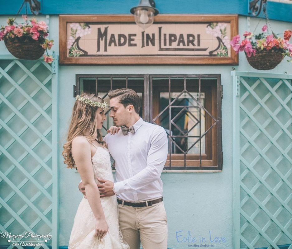 Eolie in Love - destination wedding