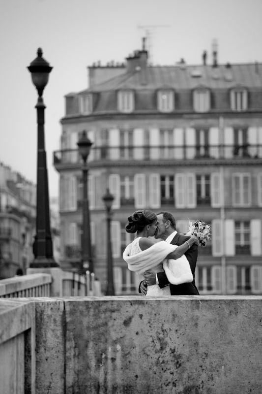 Mariage de Marie-Do & Salah, Paris Studio Cabrelli