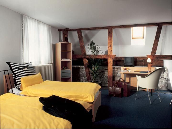 Beispiel: Hotelzimmer, Foto: Sorell Hotel Rüden.
