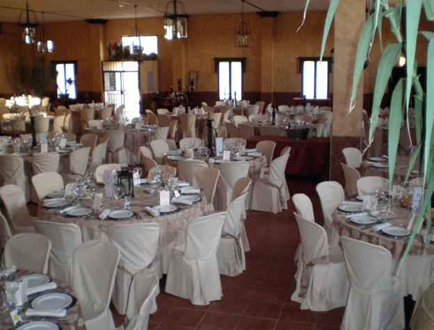 Salón Los Molinos.