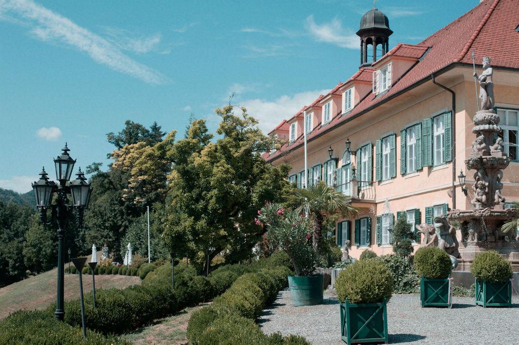 Beispiel: Schloss mit Garten,Foto: Ladies & Lord.