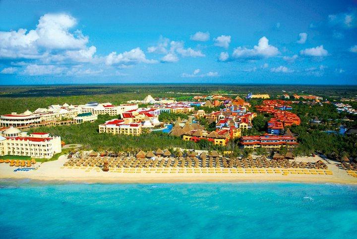 Hotel para luna de miel en Playa del Carmen - Foto IBEROSTAR Paraíso Lindo