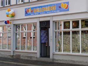 Beispiel: Ladengeschäft, Foto: BallonIdee.