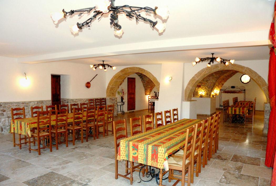 Salle de Réception - Château de Cancerilles
