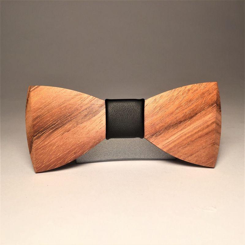 Drewniane muszki MARACHIC