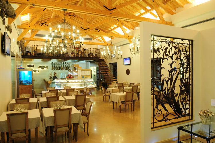 Foto: Restaurante Cais da Estação
