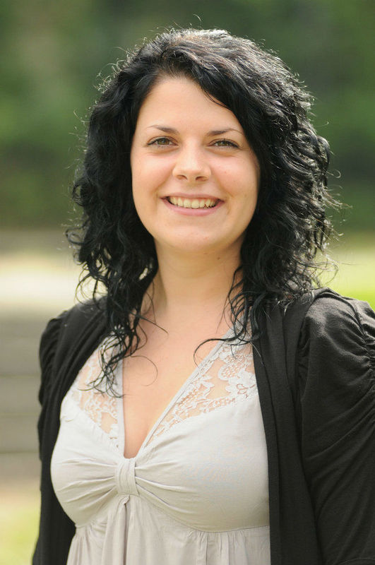 Beispiel: Mitglied der Geschäftsleitung Daniela Greber, Foto: Burgrestaurant Gebhardsberg.