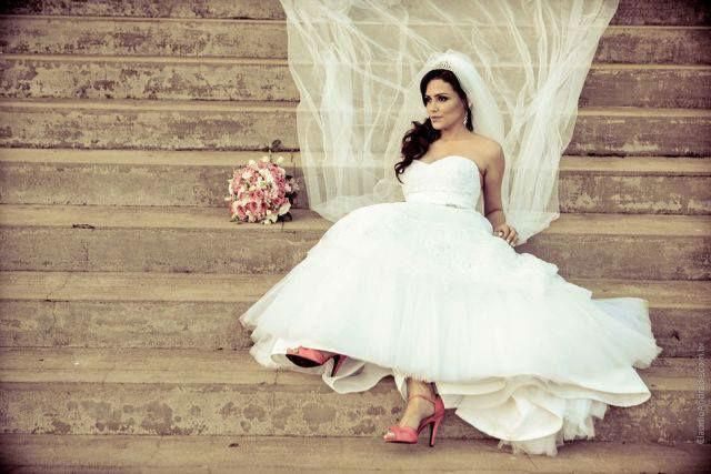 Marianna Machado Sapatos de Noivas. Foto: Claudio Andrade.