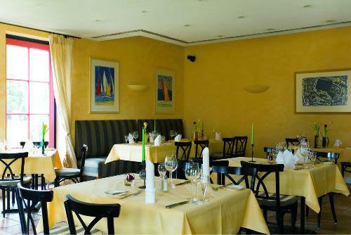 Beispiel: Restaurant, Foto: Hotel Arte Schwerin.