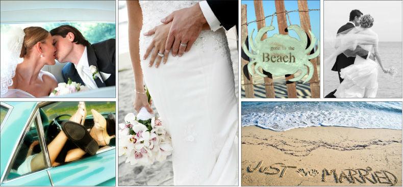 Beispiel: Ihr Konzept für eine Hochzeit am Strand, Foto: tageundzeiten