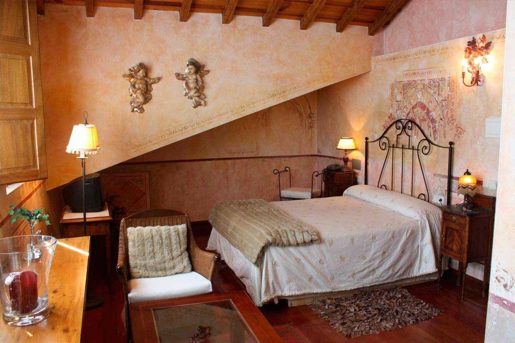 Hotel Don Fadrique.