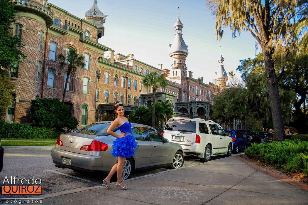Estudio Tiffany Richards  Universidad de Tampa Fl.