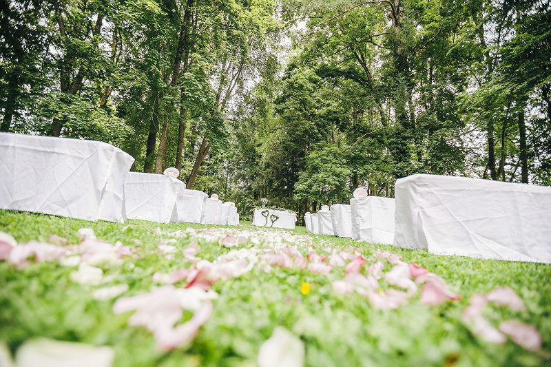 Beispiel: Organisation der Trauung, Foto: Wedding Planer Bettina Ponzio - Verliebt Verlobt Geplant.