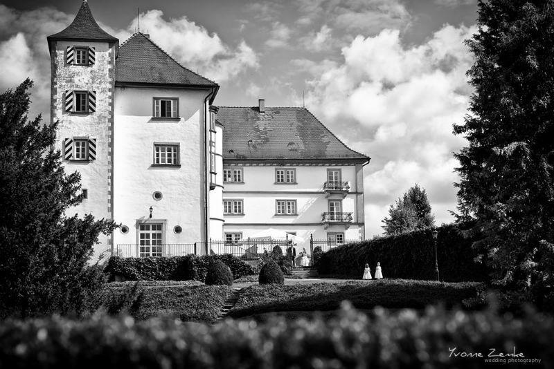 Beispiel: Fotos von der Trauung, Foto: Yvonne Zemke wedding photography.