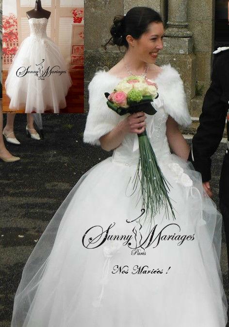 Nos Mariée dans leur robe le jour J  http://sunnymariages.com