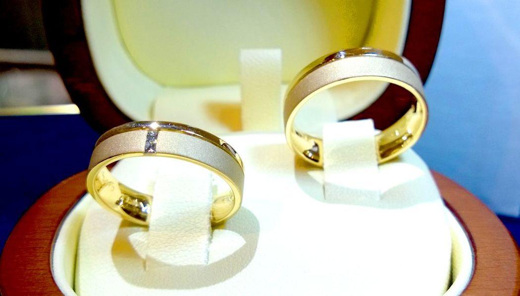 Argollas de Matrimonio de Emporio Joyas