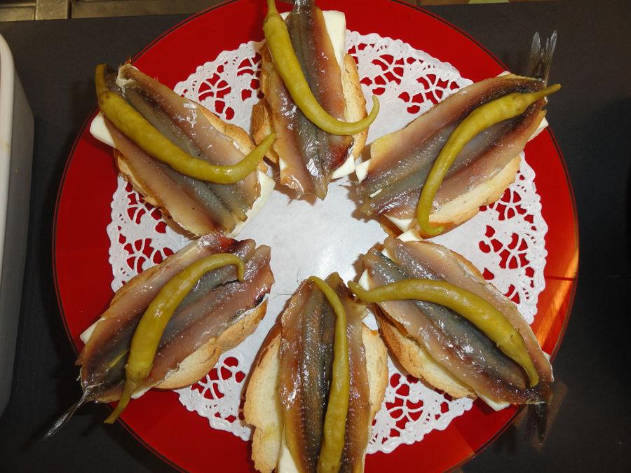 Las Carpas Chef Nino