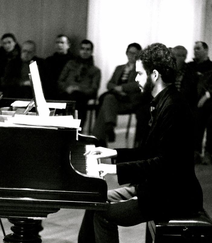 Glauco, Museu da Música.